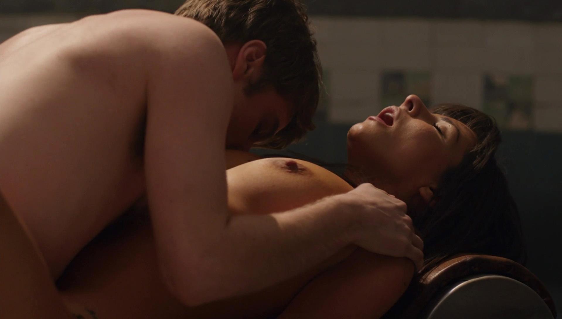 Roxanne Pallett nude - Wrong Turn 6 (2014)