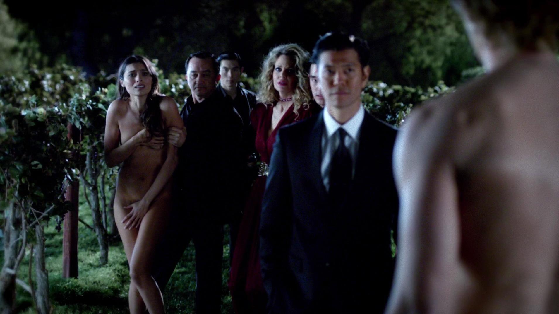 Gabriella Wright nude, Ashley Barron nude - True Blood s07e03 (2014)