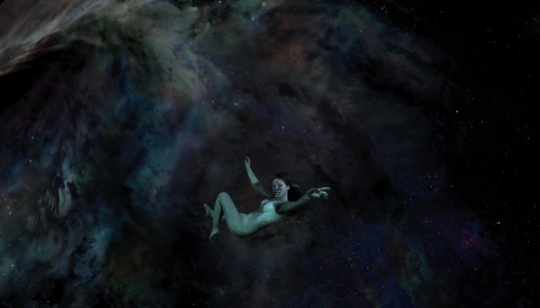 Melanie Thierry nude - The Zero Theorem (2013)