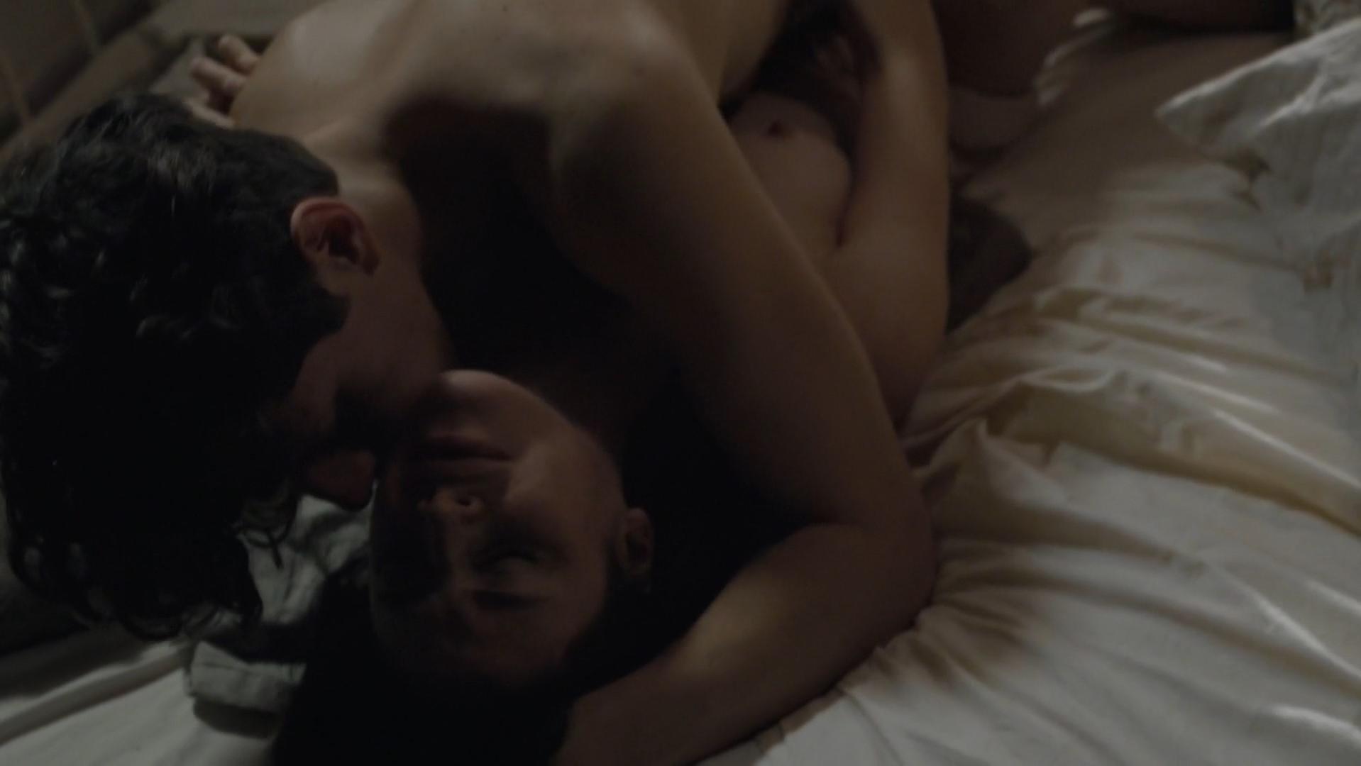 Romaine Cochet nude - L'origine de la violence (2016)