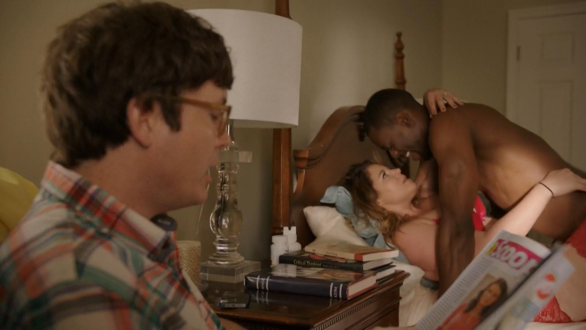 Kether Donohue sexy - You're the Worst s03e08 (2016)