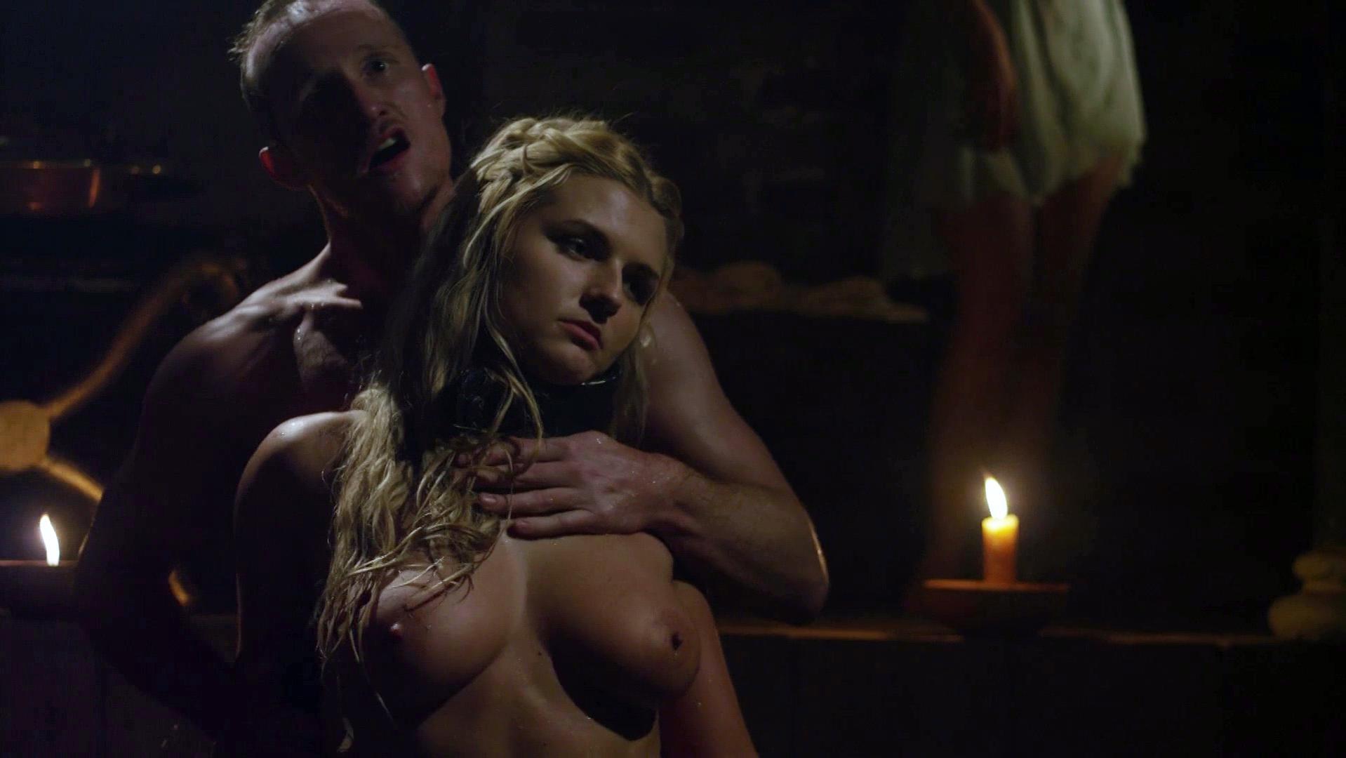 Nude flashing movie and