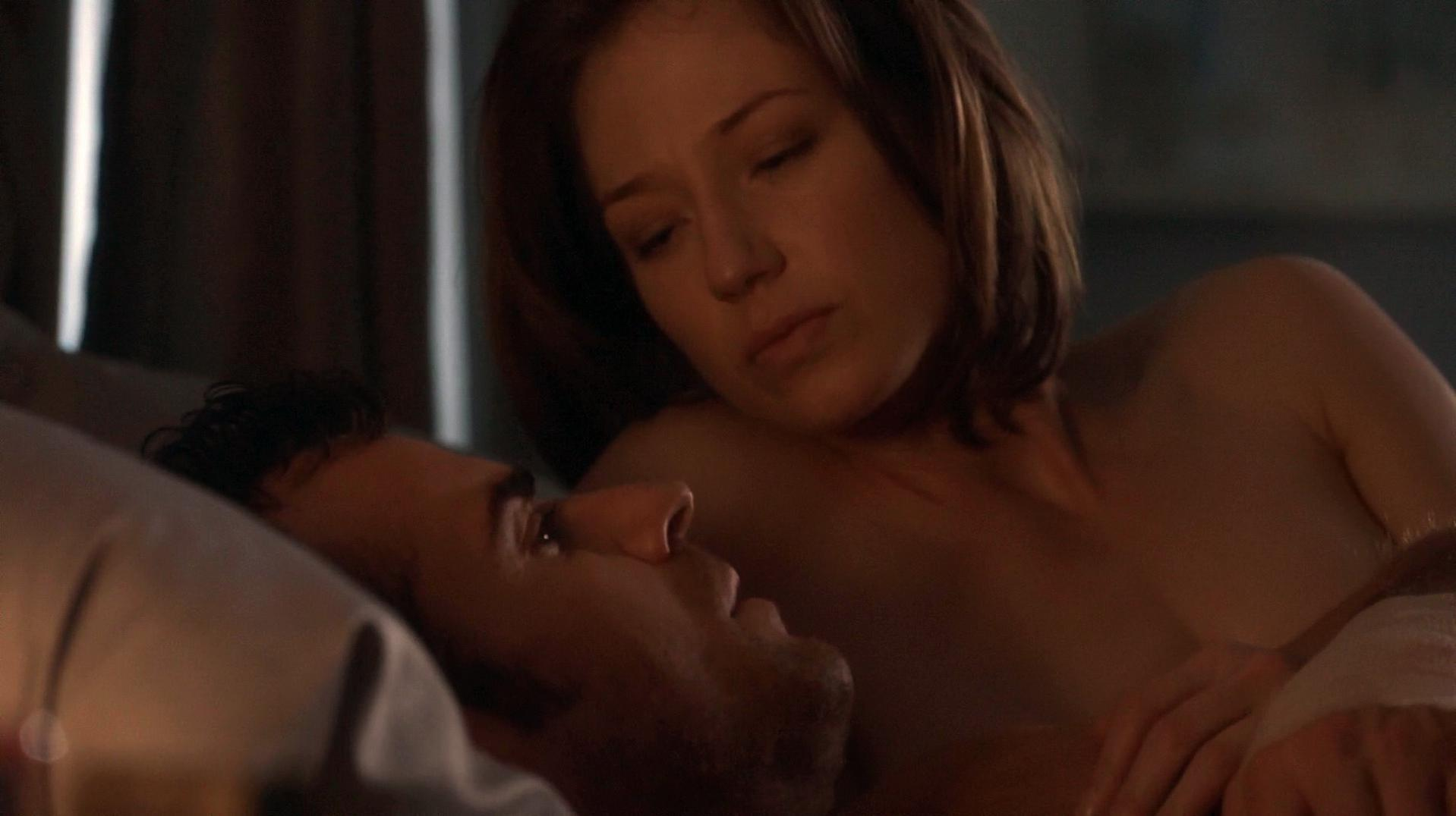 Carrie Coon nude - The Leftovers s01e07 (2014)