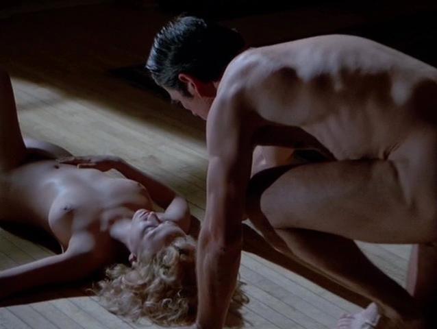 Virginia Madsen nude - Gotham (1988)