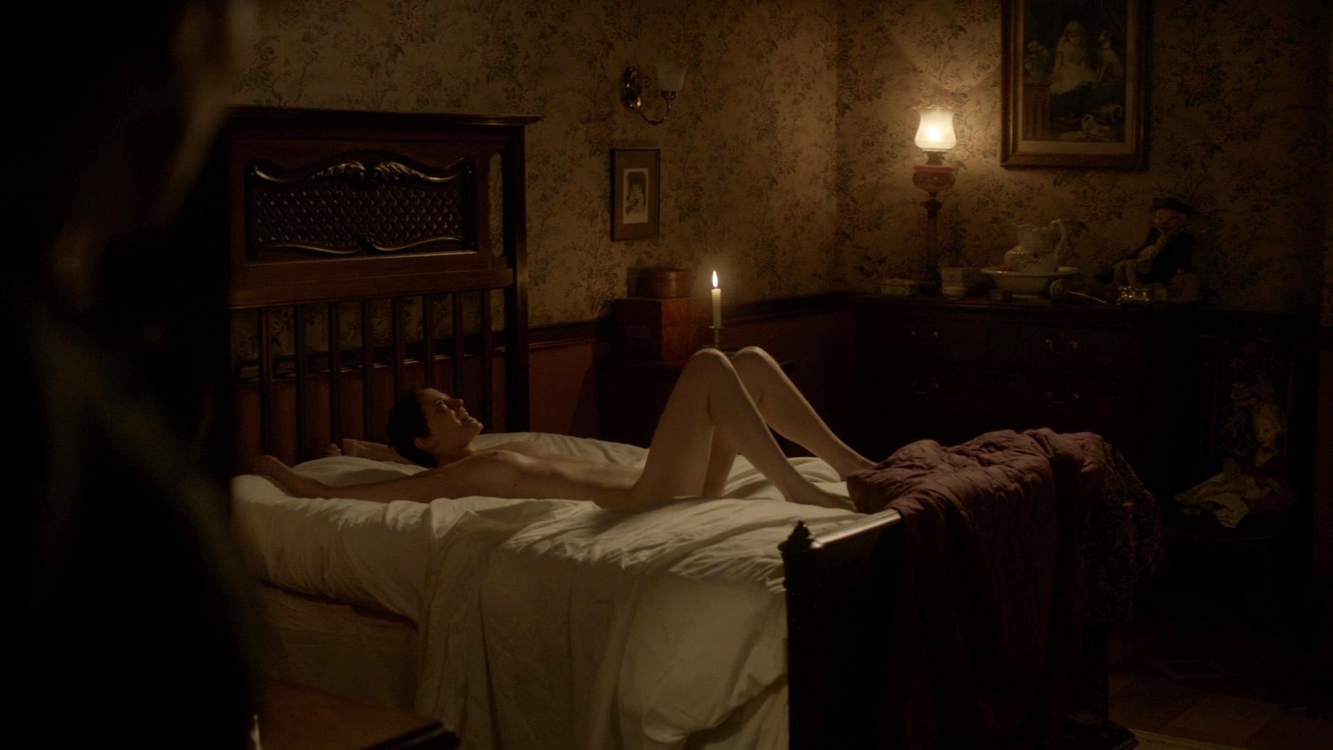 Eva Green nude - Penny Dreadful s01e05 (2014)