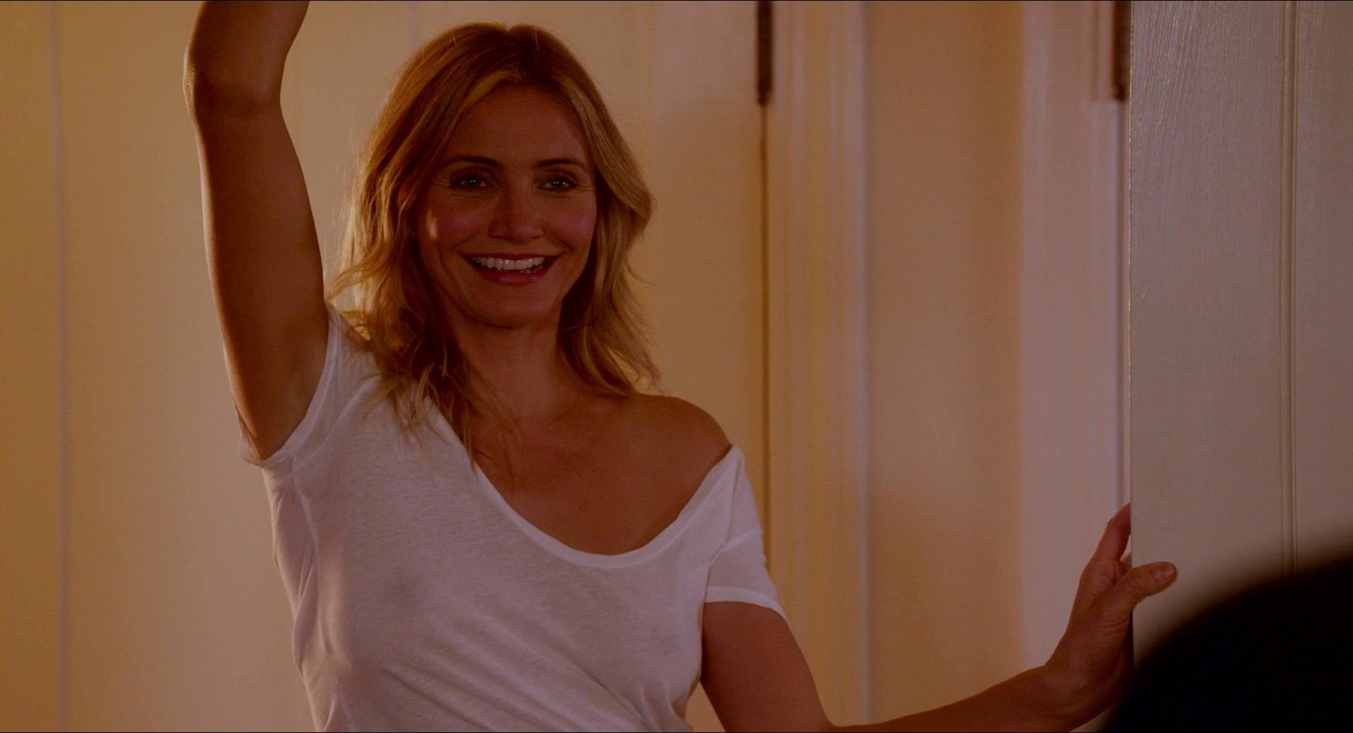 Cameron Diaz nude - Sex Tape (2014)