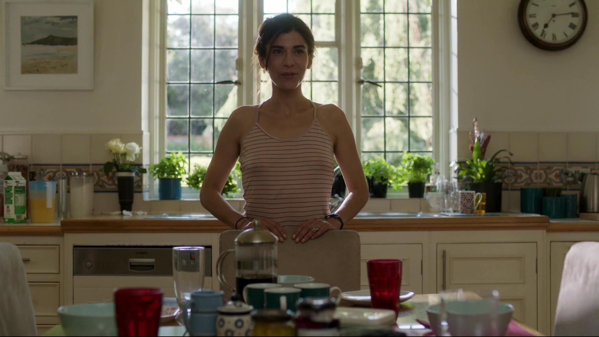 Lubna Azabal nude - The Honourable Woman s01e07 (2014)