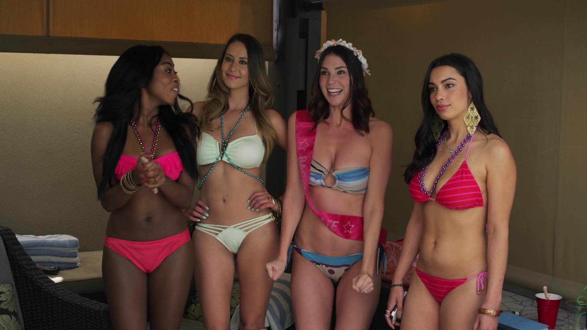 Samantha Stewart nude - Bachelor Night (2014)