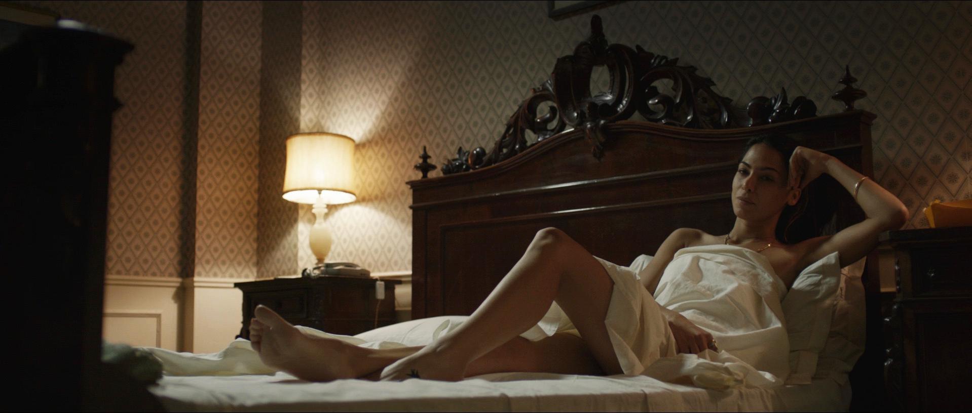 Moran Atias sexy - Third Person (2013)