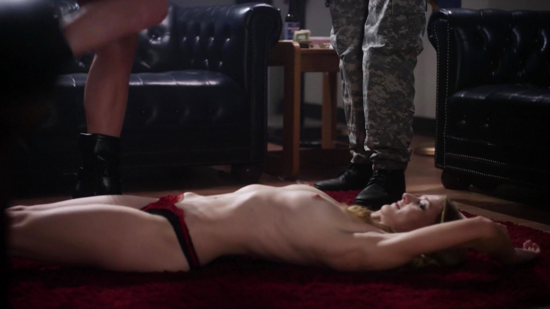 Winter Ave Zoli nude, Maria Rogers nude - Cat Run 2 (2014)