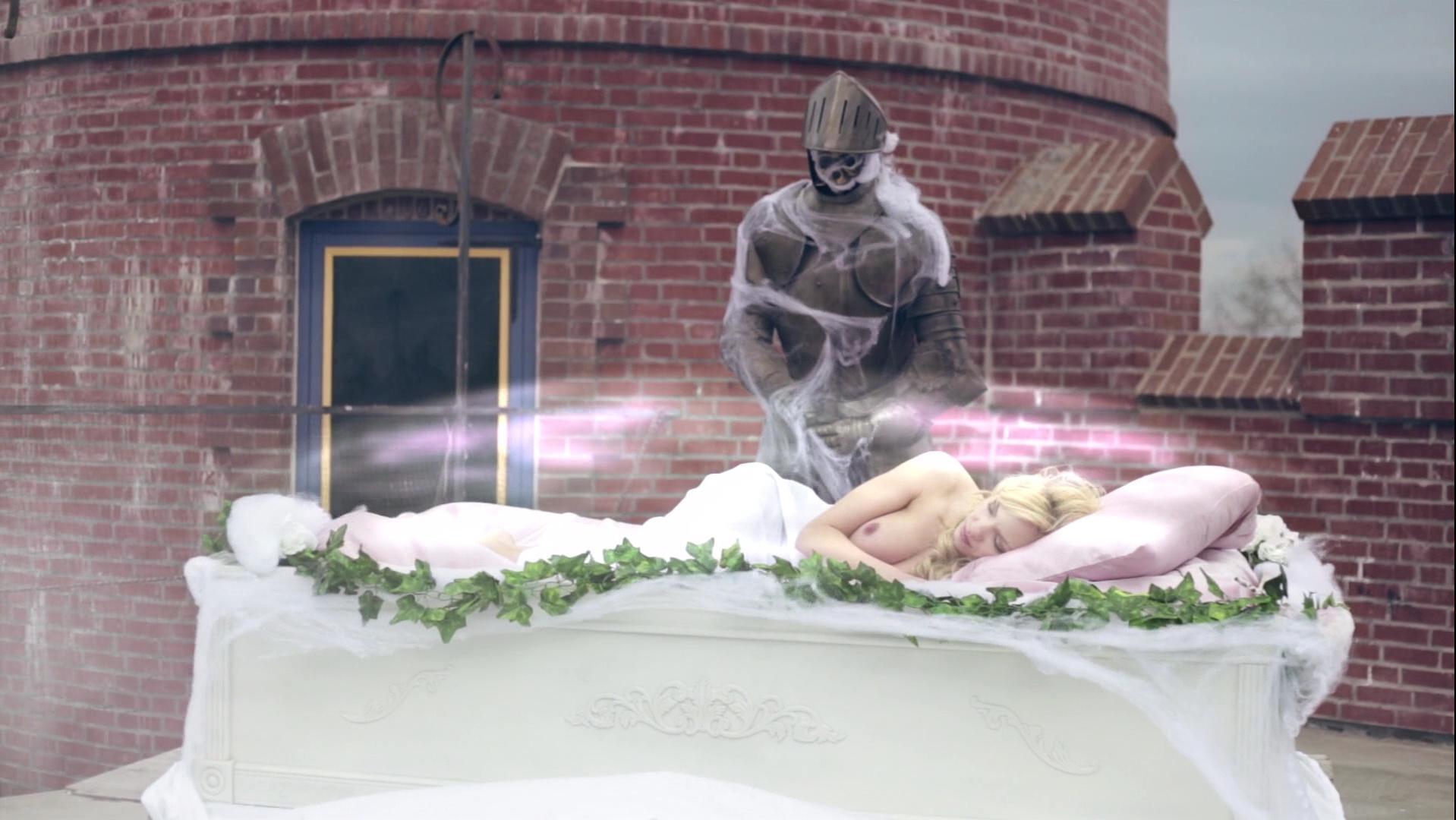 Jenny Allford nude, Raven Lexy nude - Sleeping Beauty (2014)