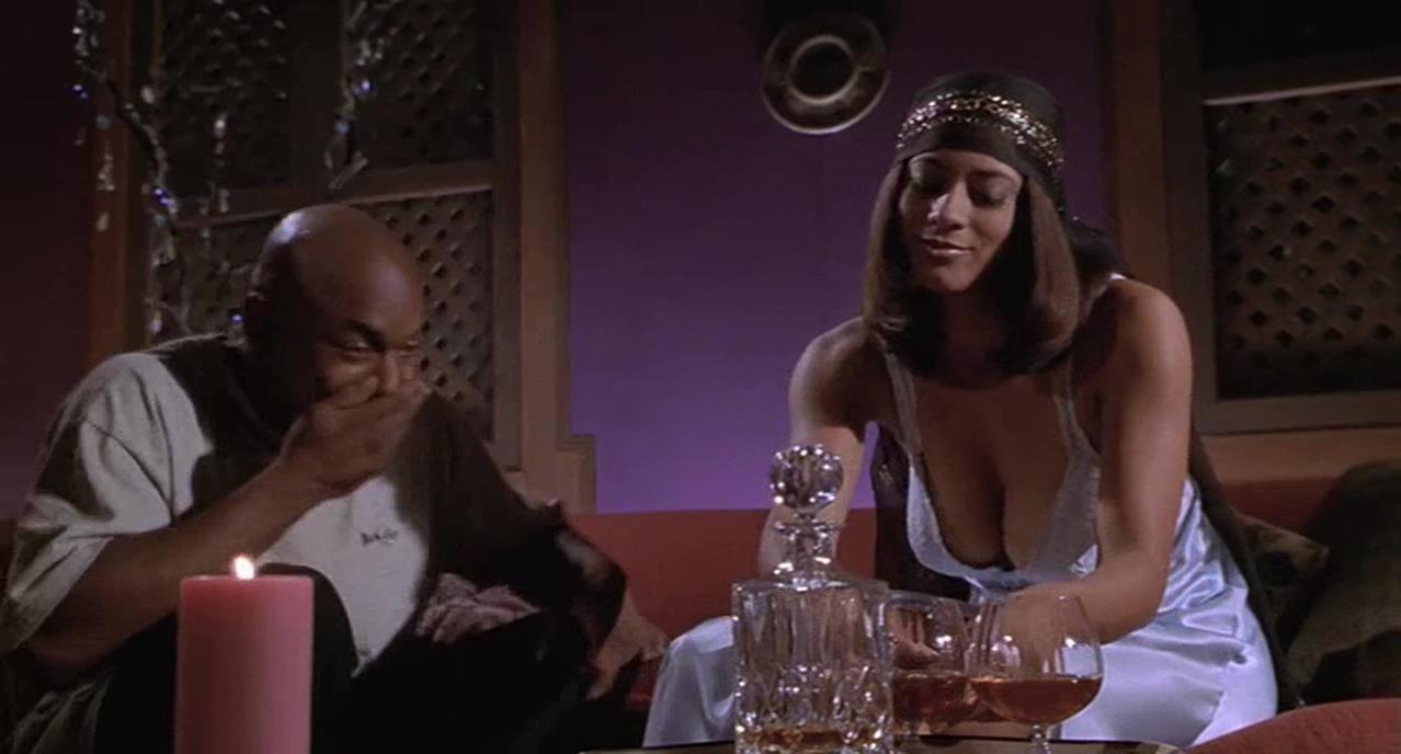 Cynda Williams nude - Caught Up (1998)