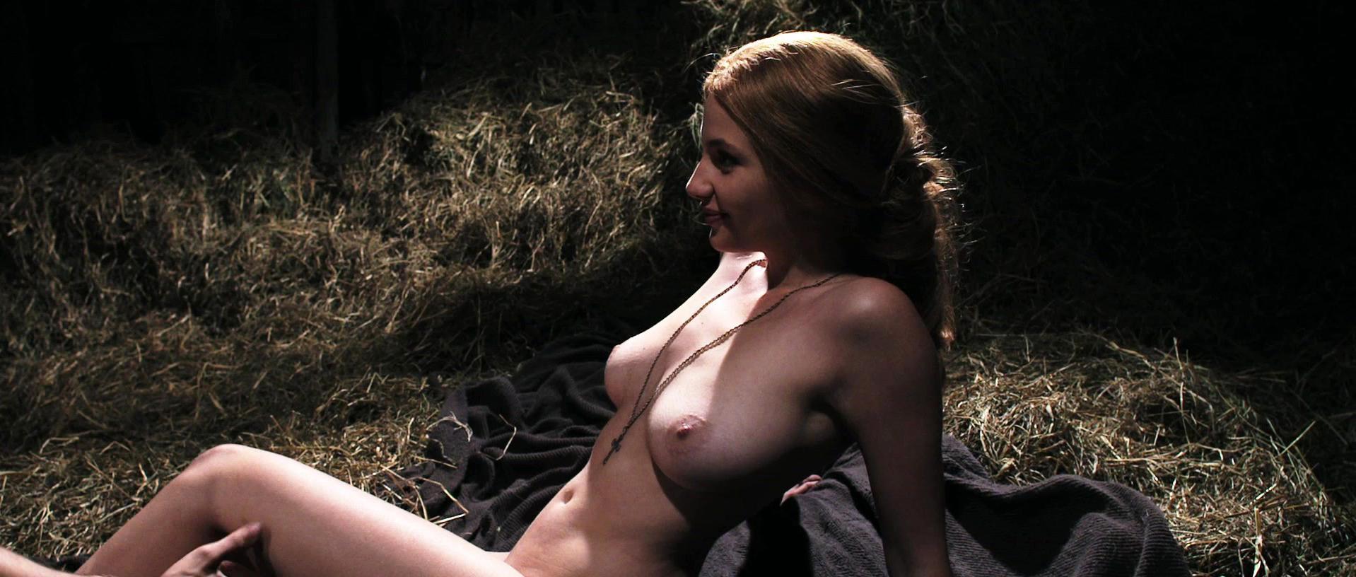 Miriam Giovanelli nude - Dracula (2012)