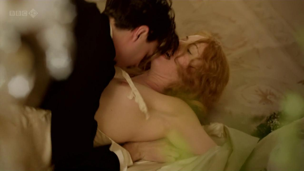 Rebecca Hall nude - Parade`s End s01e01 (2012)