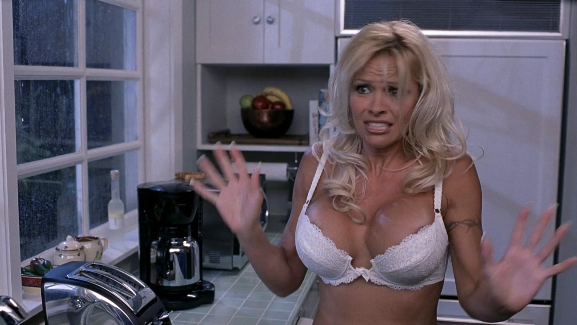 Pamela Anderson sexy - Scary Movie 3 (2003)