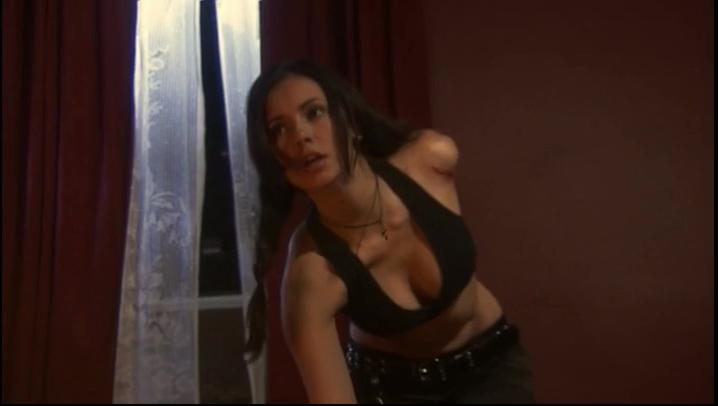 Nina Dobrev sexy - Never Cry Werewolf (2008)