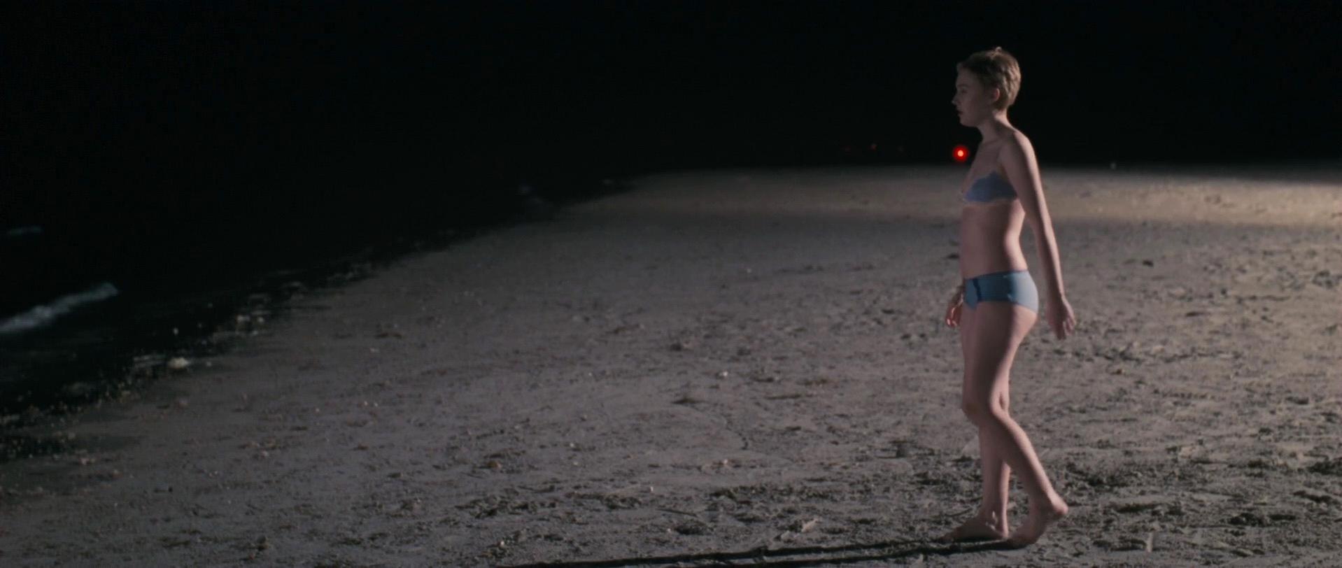 Dakota Fanning sexy - Now is Good (2012)
