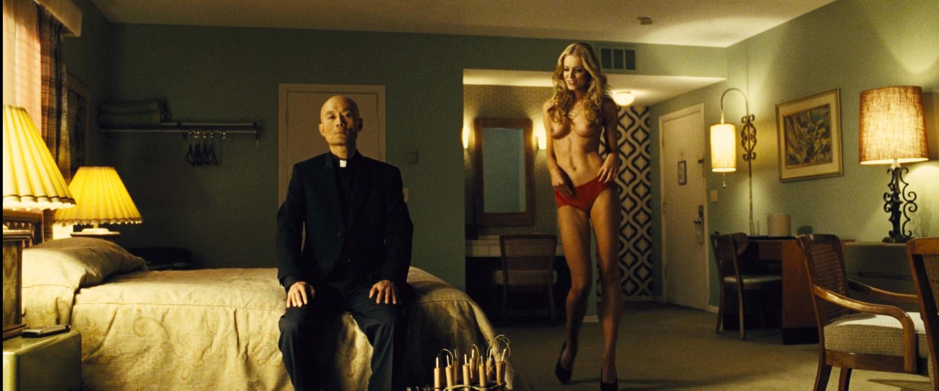Christine Marzano nude - Seven Psychopaths (2012)