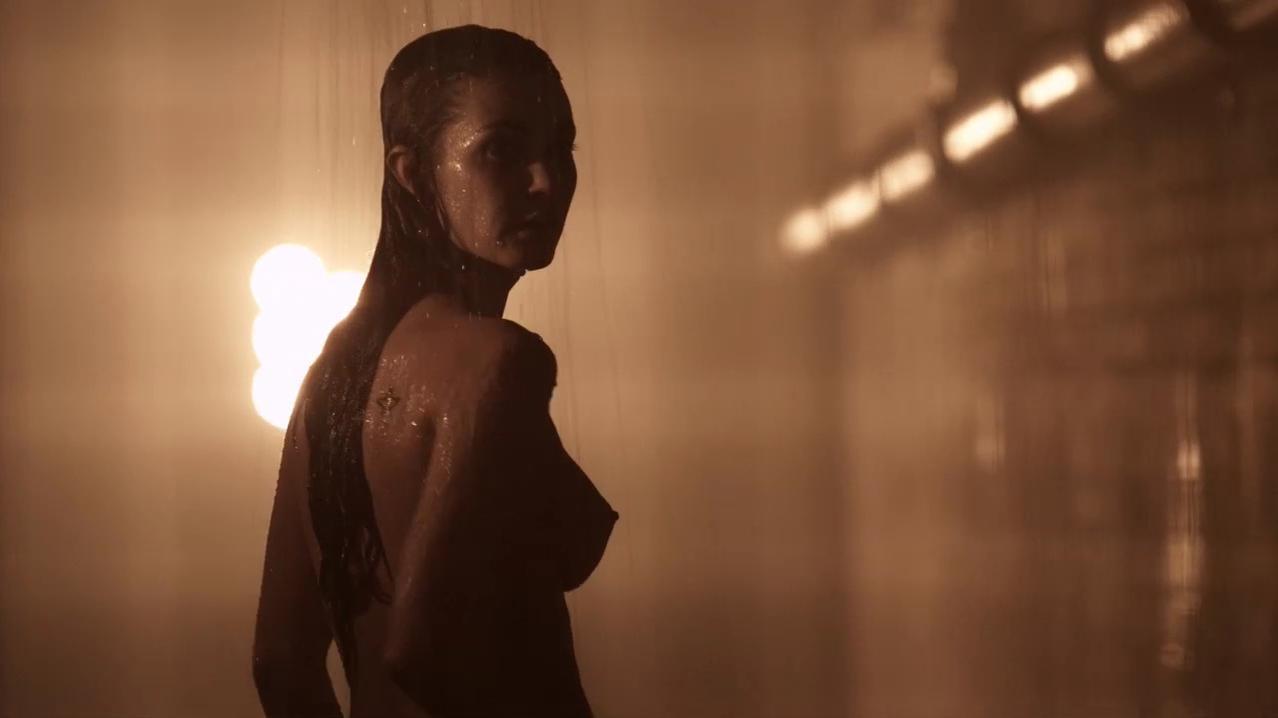 Tanit Phoenix nude - Death Race 3 Inferno (2013)