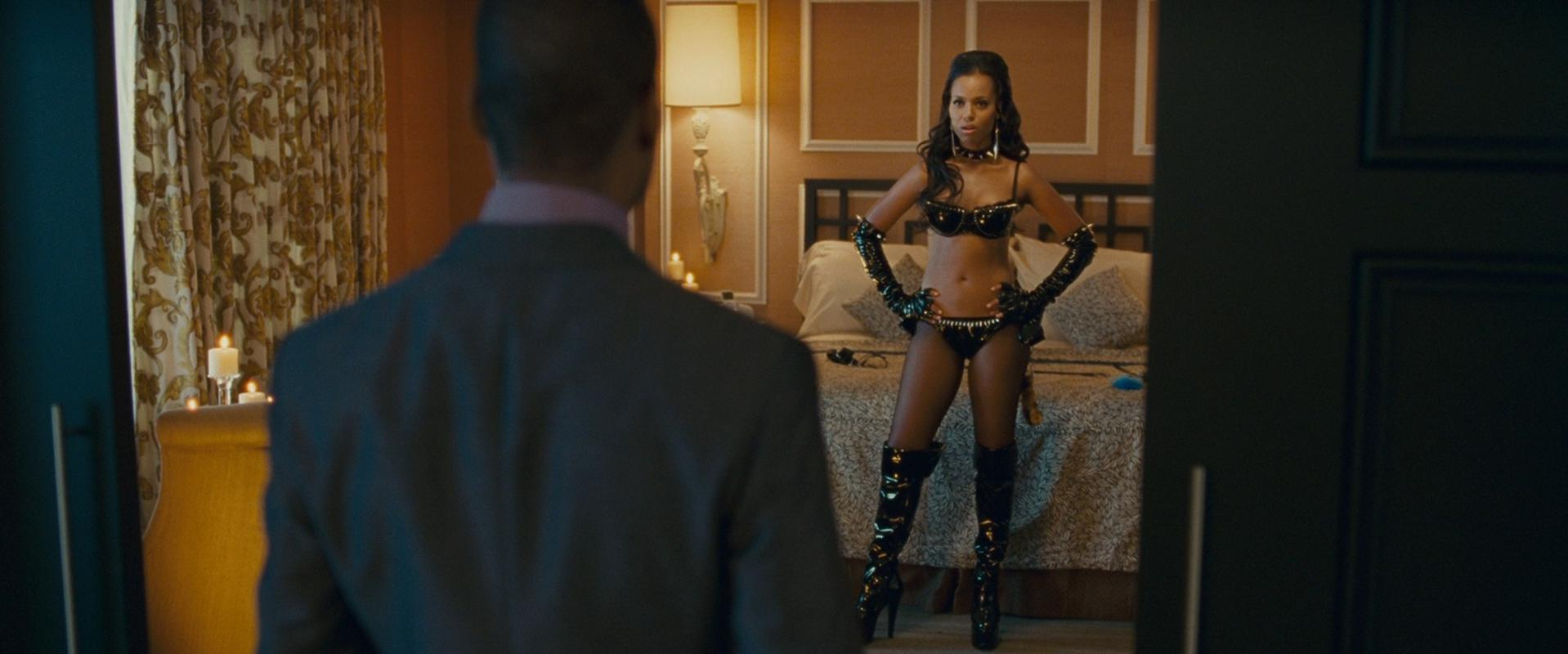Kerry Washington sexy - A Thousand Words (2012)