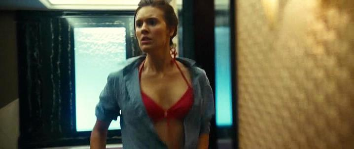 Maggie Grace sexy - Taken 2 (2012)