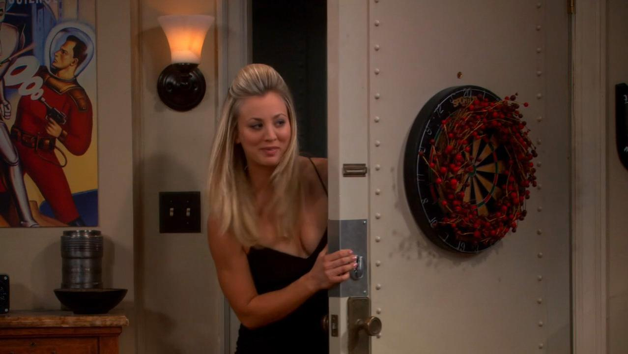 Kaley Cuoco sexy - The Big Bang Theory s06e11 (2012)