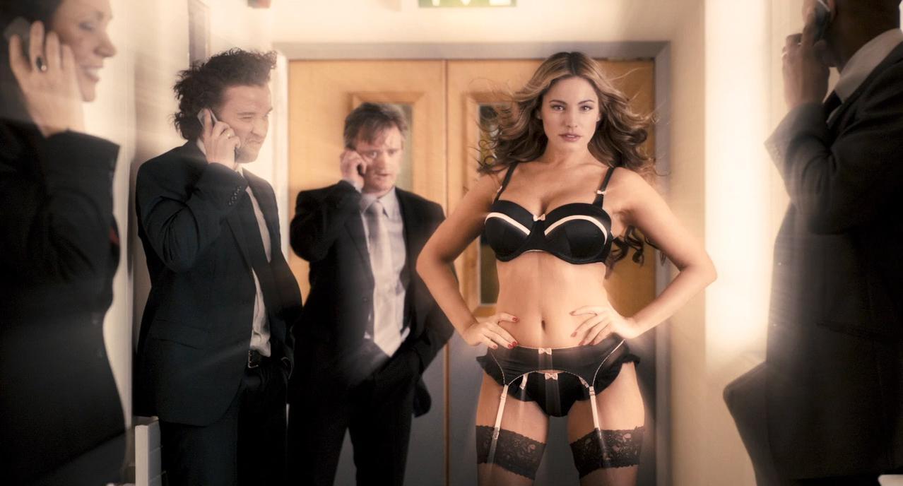 Kelly Brook sexy - Keith Lemon The Film (2012)