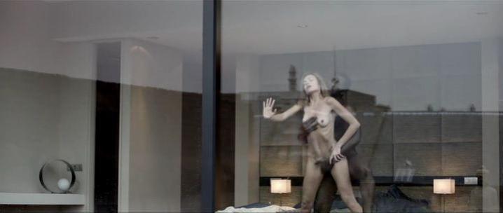 Stefania Rocca nude - Invader (2011)