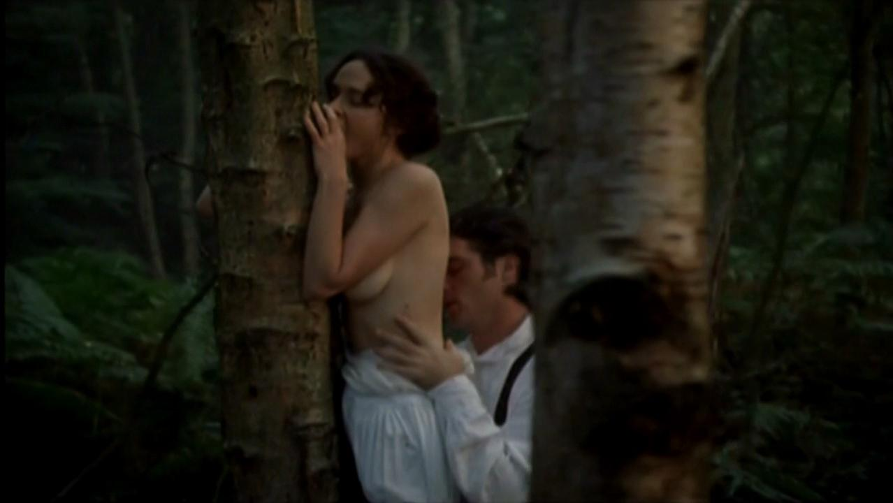 Frances O'Connor nude - Madame Bovary (2000)