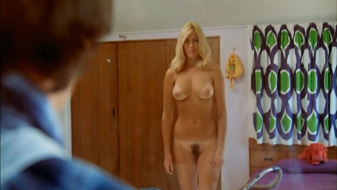 Judy Stevenson nude - Alvin Rides Again (1974)