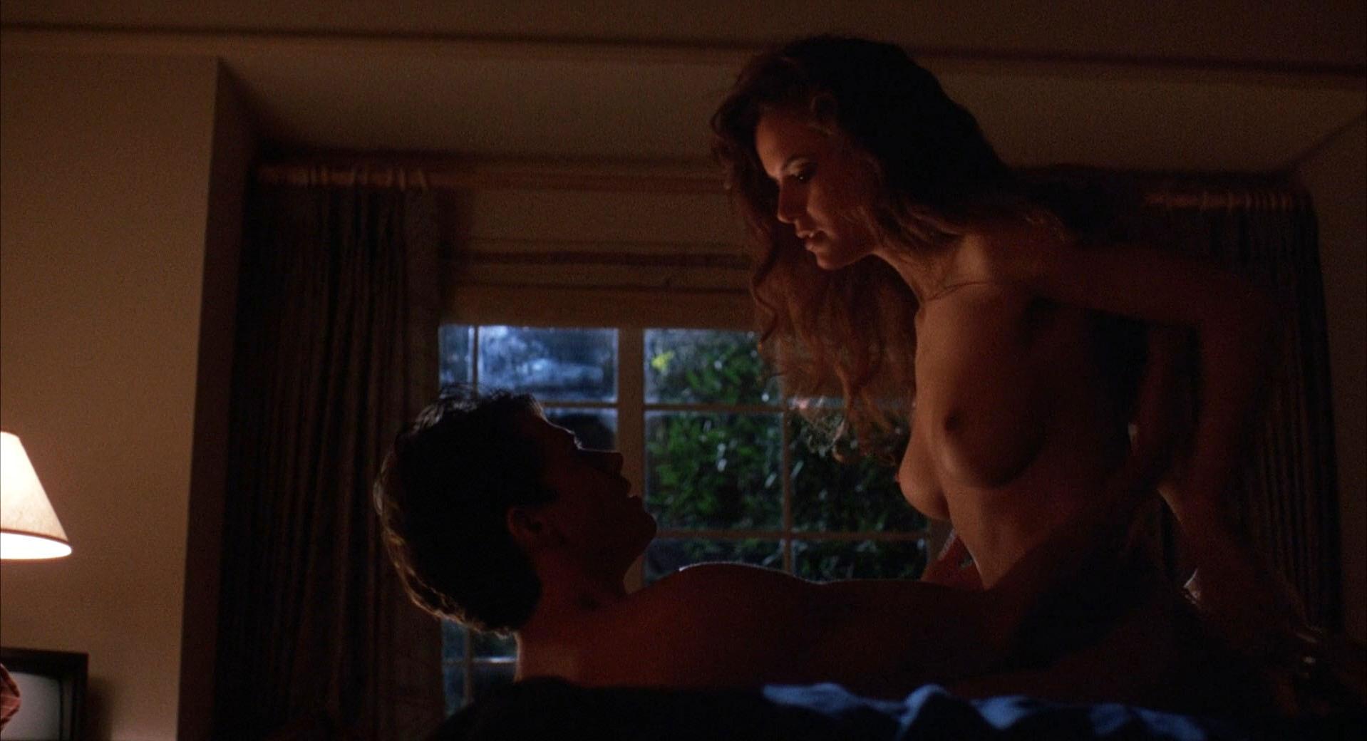 Kelly Preston nude - Spellbinder (1988)