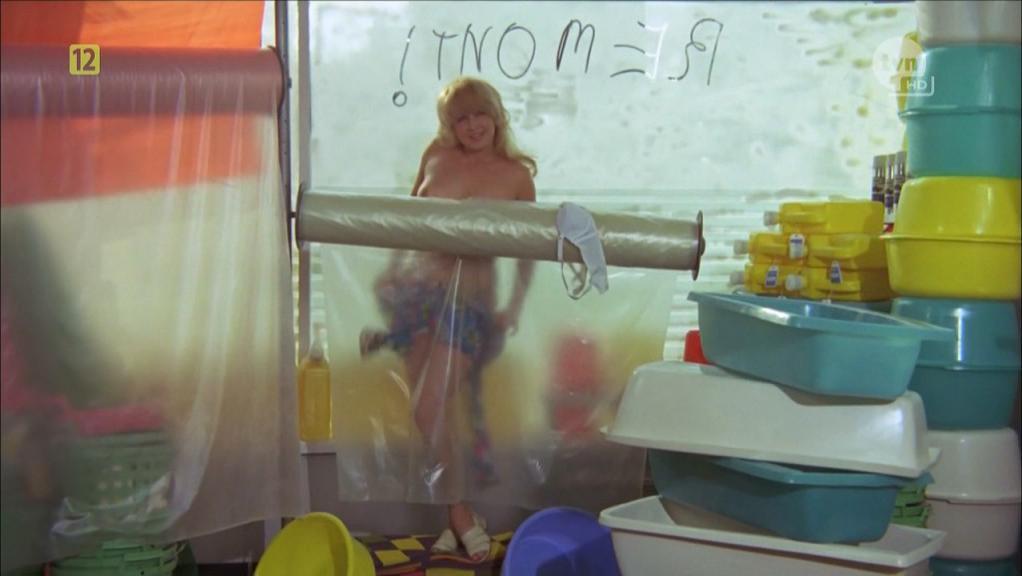 Halina Kowalska nude - Nie lubie poniedzialku (1971)