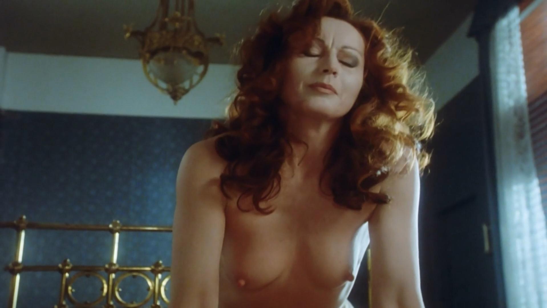 Andrea Jonasson nude - Das Spinnennetz (1989)