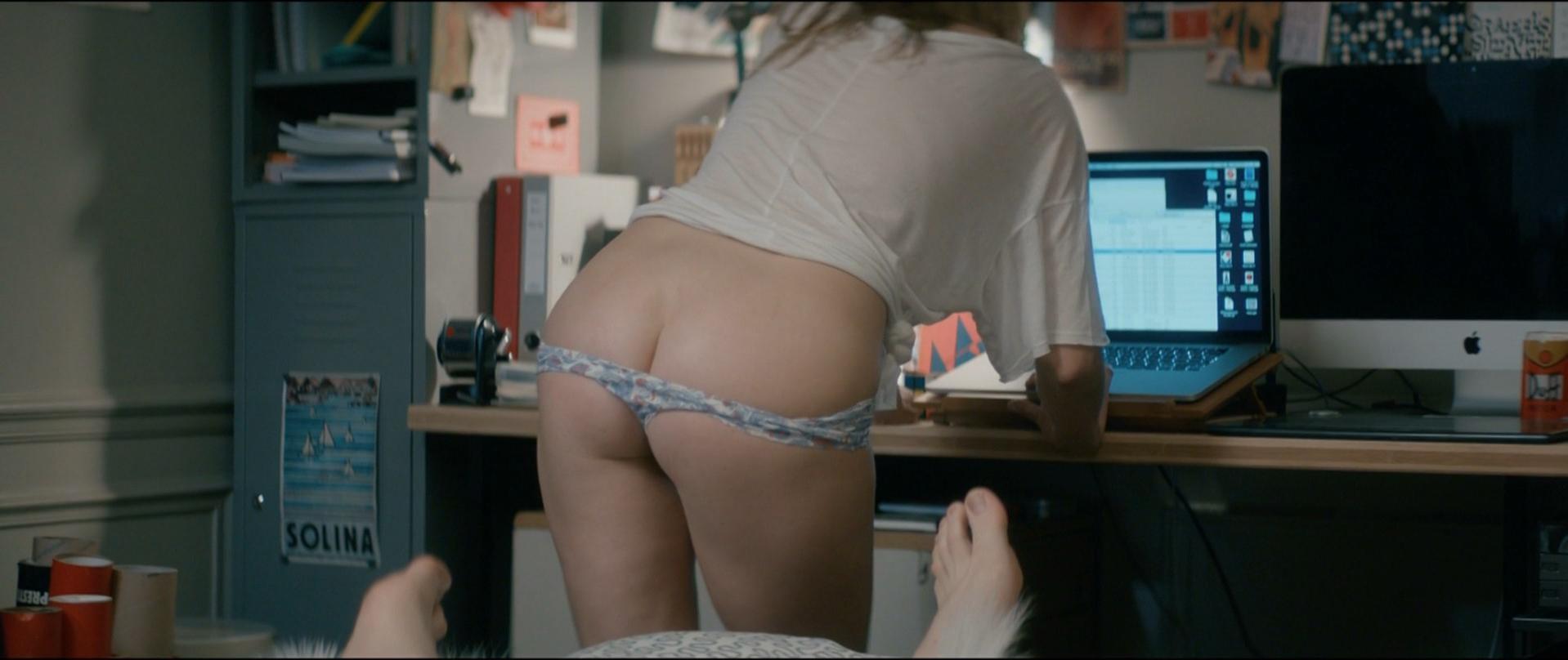 Margot Bancilhon nude, Jeromine Chasseriaud nude - Five (2016)