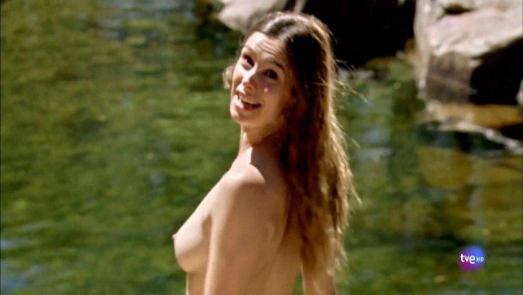 Katia Klein nude - Cuentame s14e07 (2013)