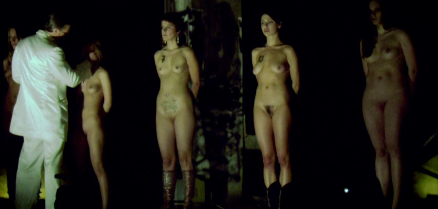 Jana Pallaske nude - Kopf oder Zahl (2009)