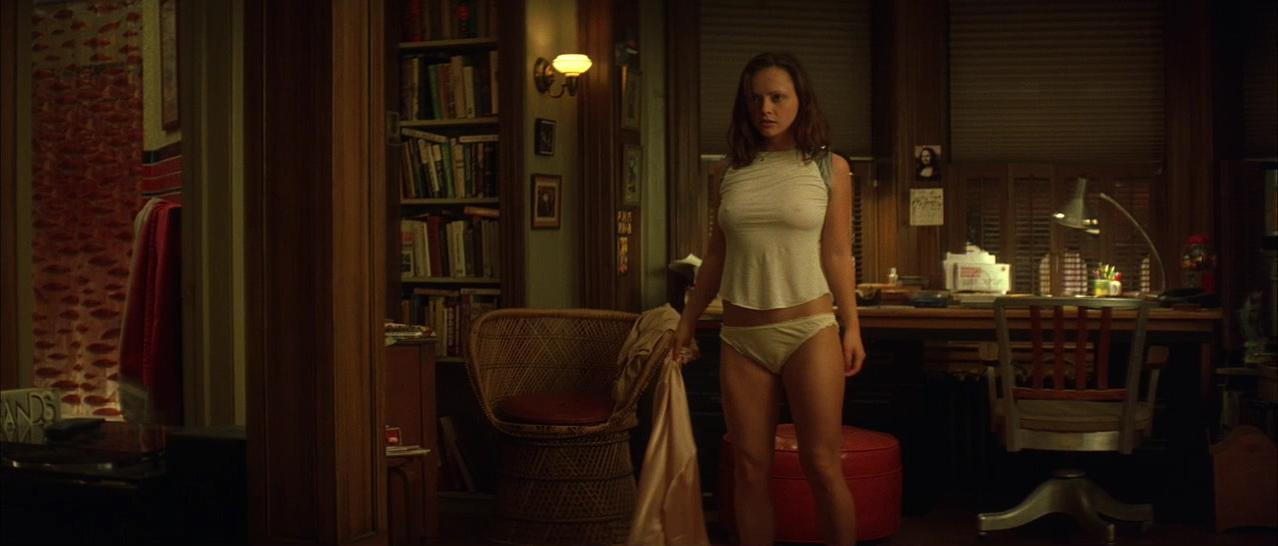 Christina Ricci sexy - Anything Else (2003)
