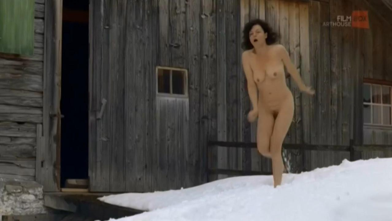 Hilde Van Mieghem nude, Sandra Huller nude - Der Architekt (2008)
