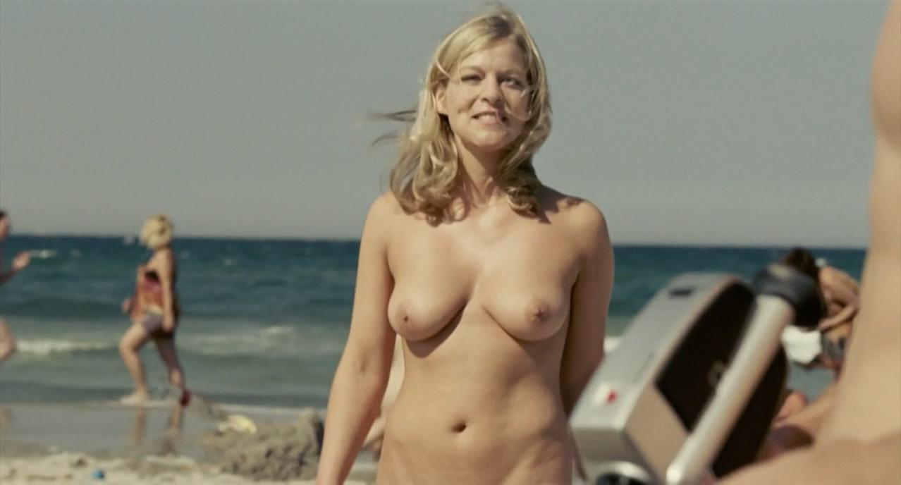 Martina Gedeck nude, Nadja Uhl nude - The Baader Meinhof Complex (2008)