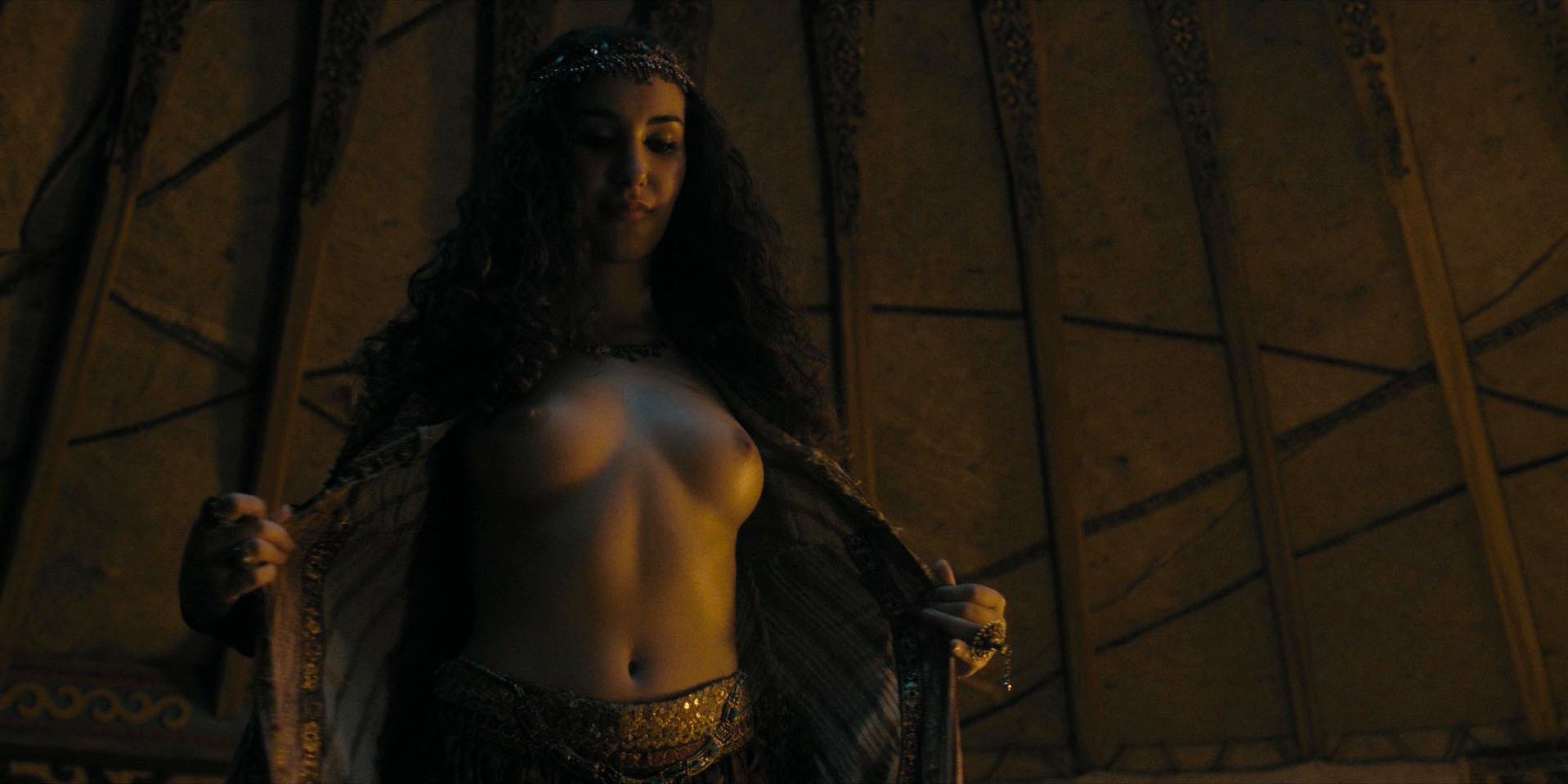 Laura Prats nude - Marco Polo s02e06 (2016)