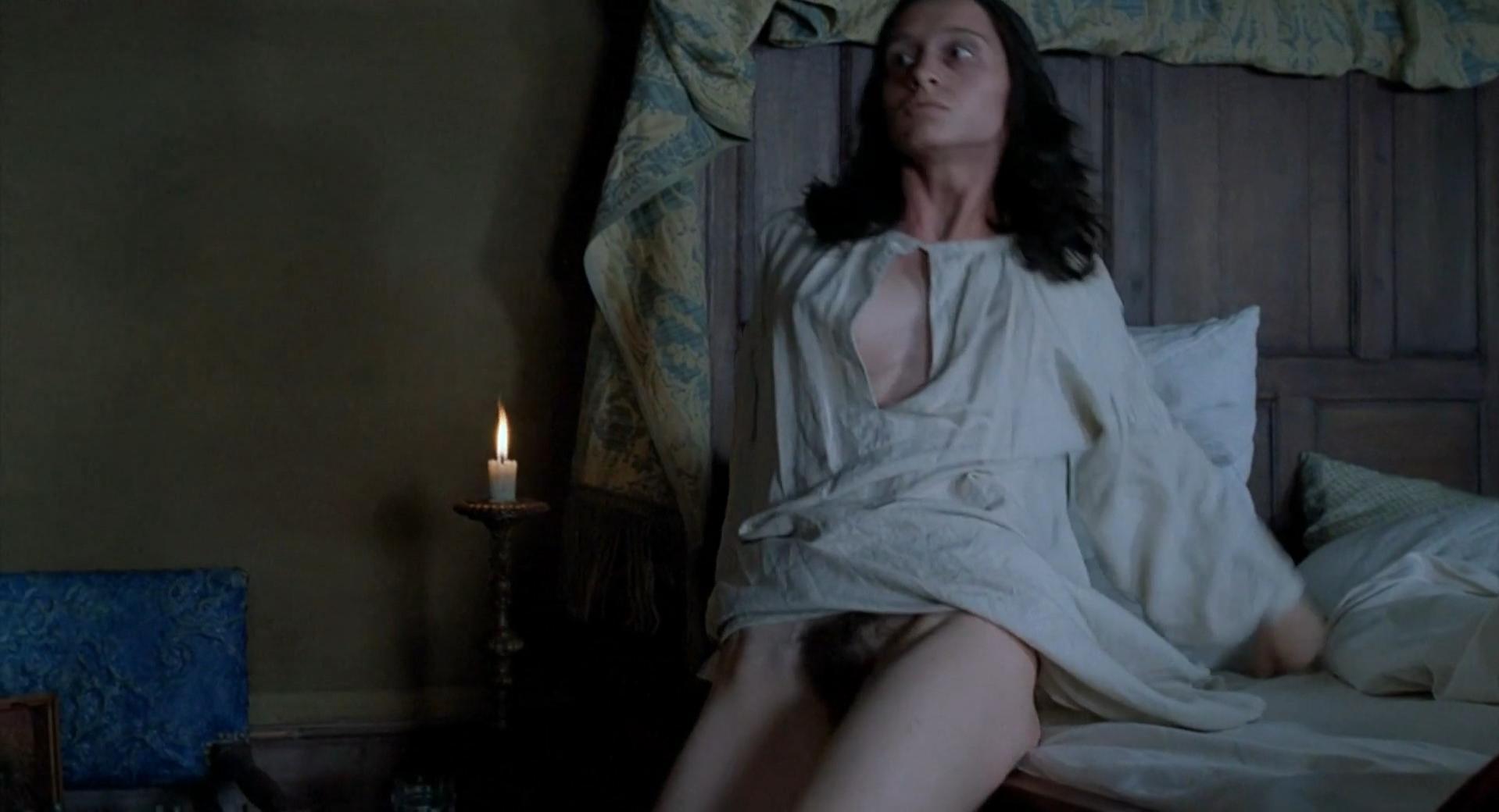 Anne Brochet nude - Tous les matins du monde (1991)