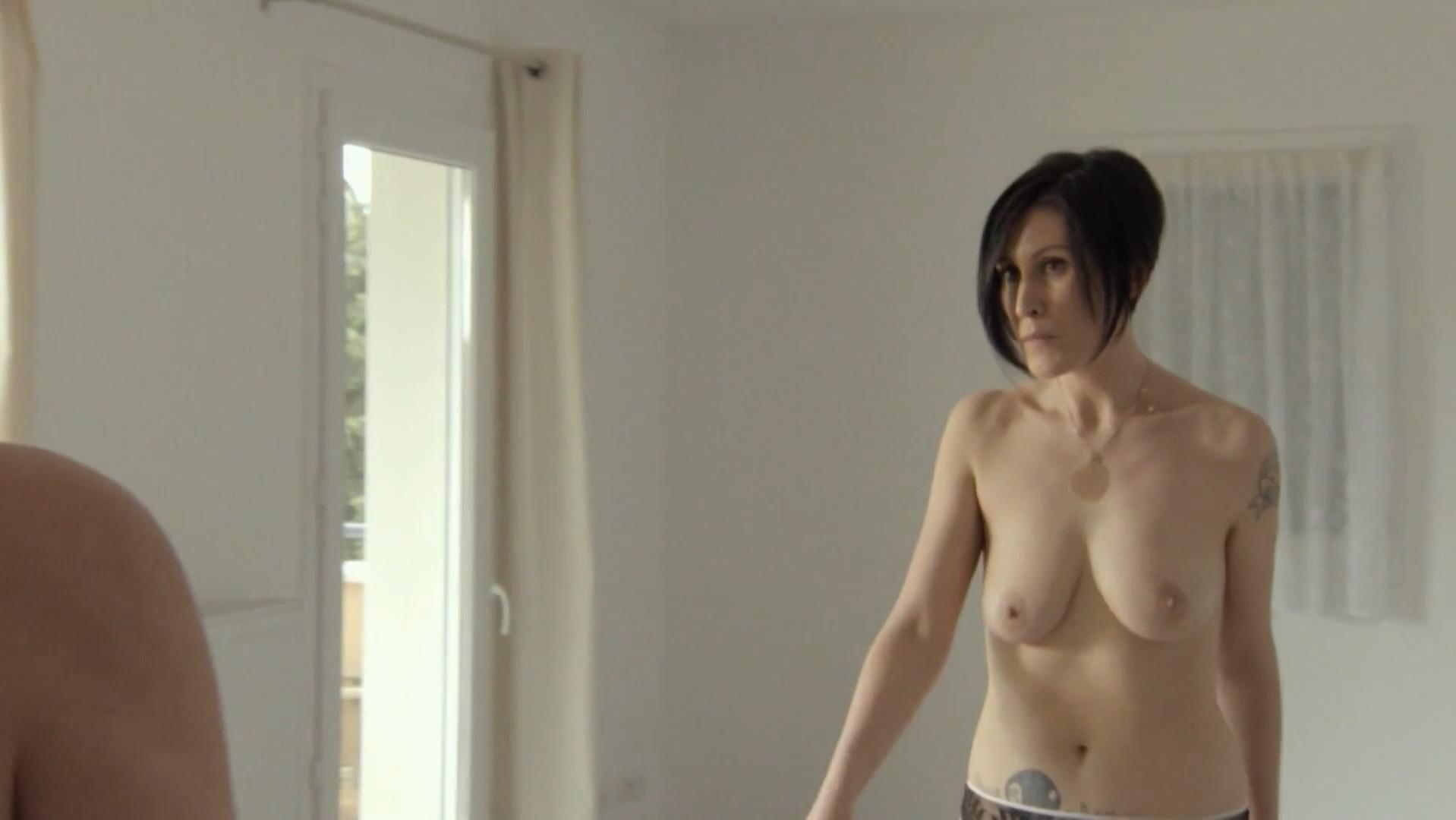 Ovidie topless