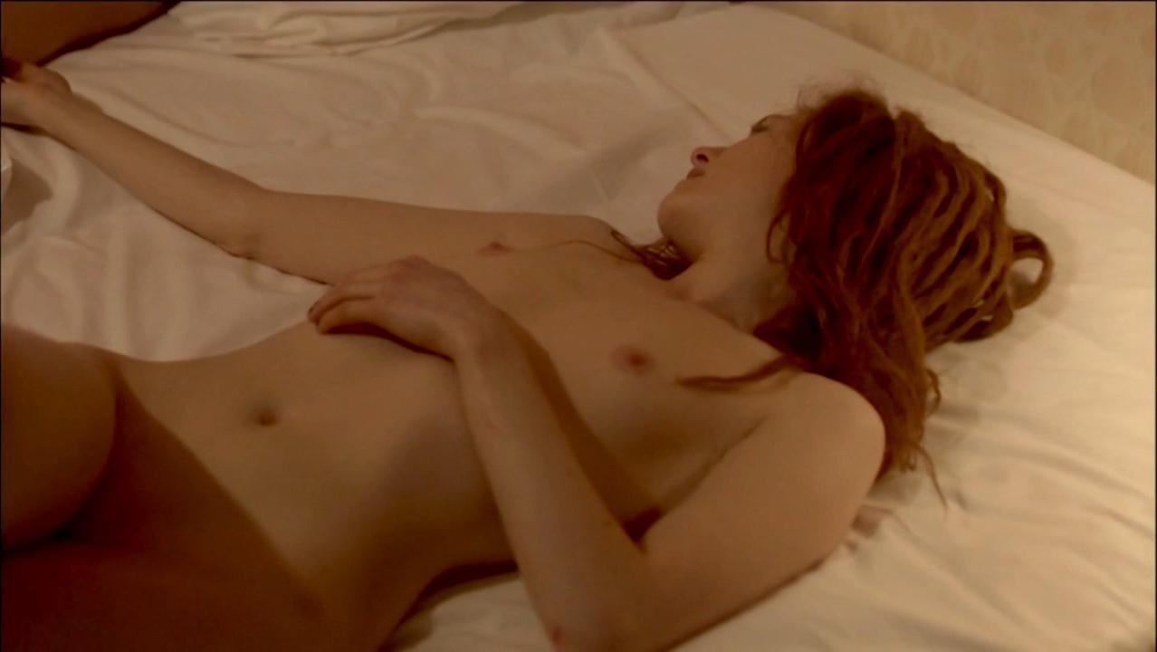 Julie-Marie Parmentier nude, Christine Citti nude - Suite noire s01e02 (2009)