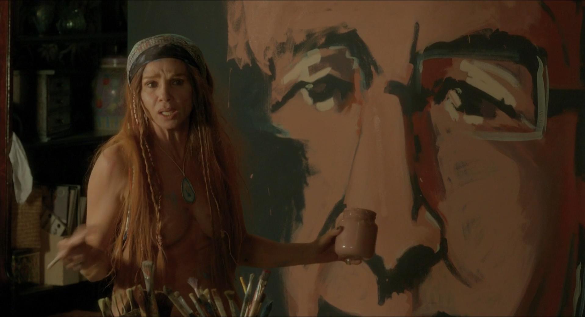 Victoria Abril nude - Josephine s'arrondit (2016)