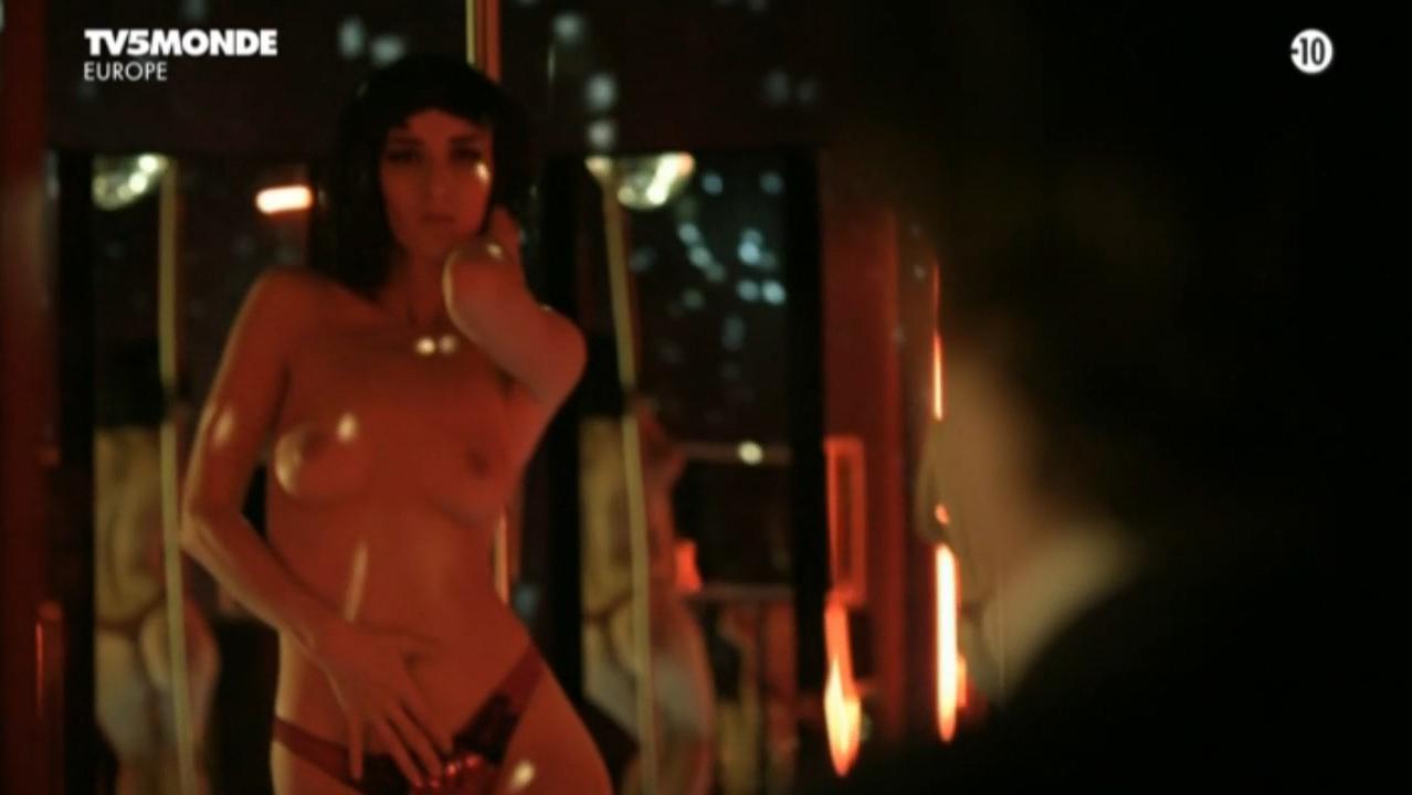 Salome Stevenin nude - Les Dames s01e04 (2013)