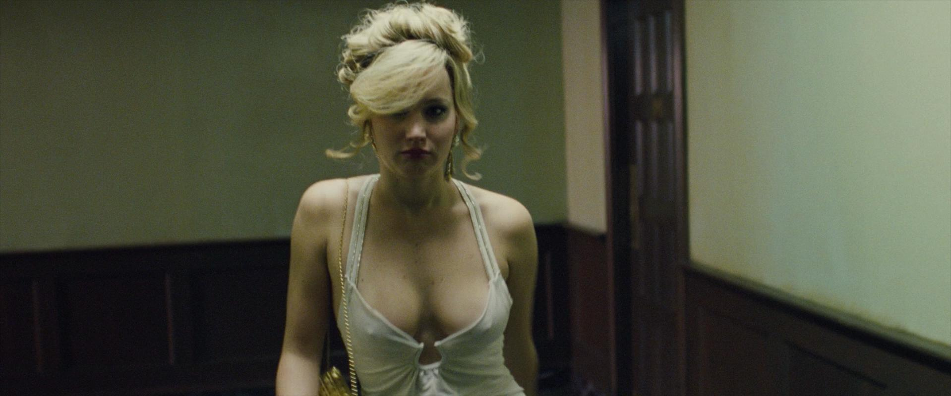 Jennifer Lawrence sexy - American Hustle (2013)