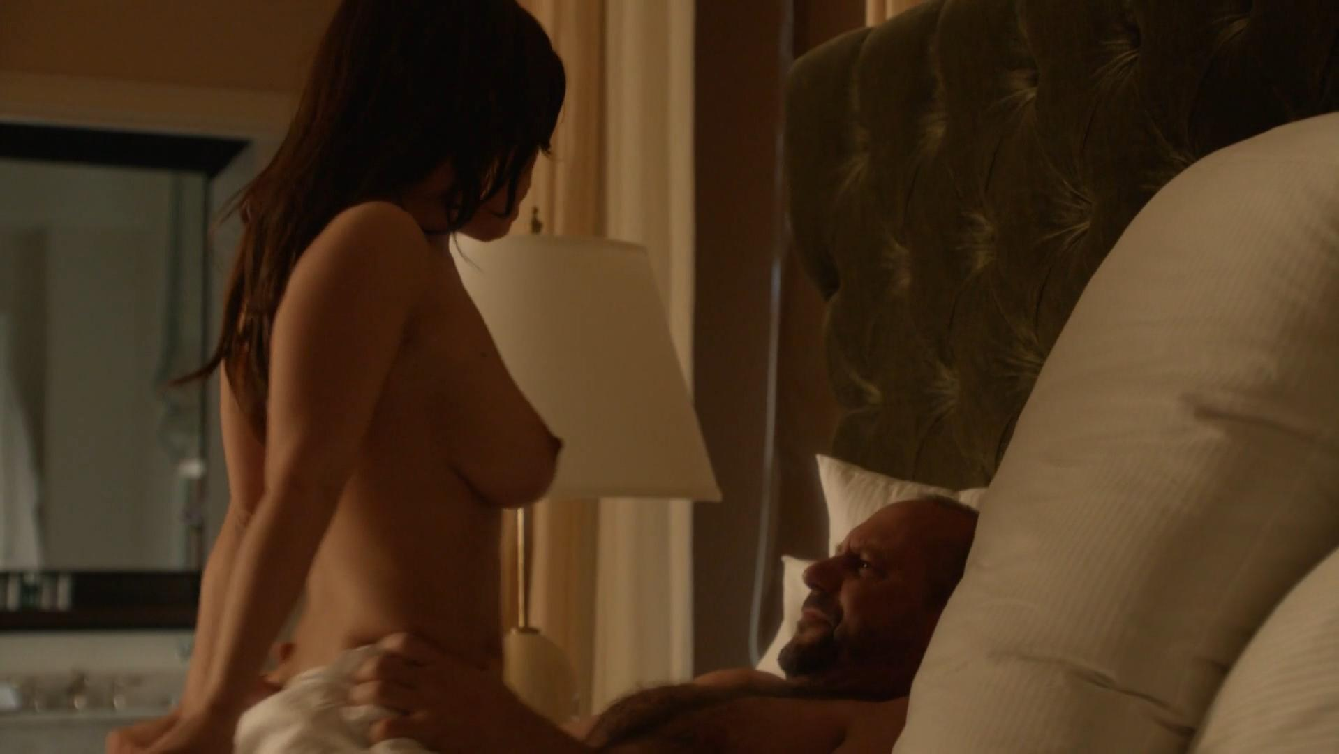 Marina Tsevas nude - Transporter The Series s01e02 (2012)