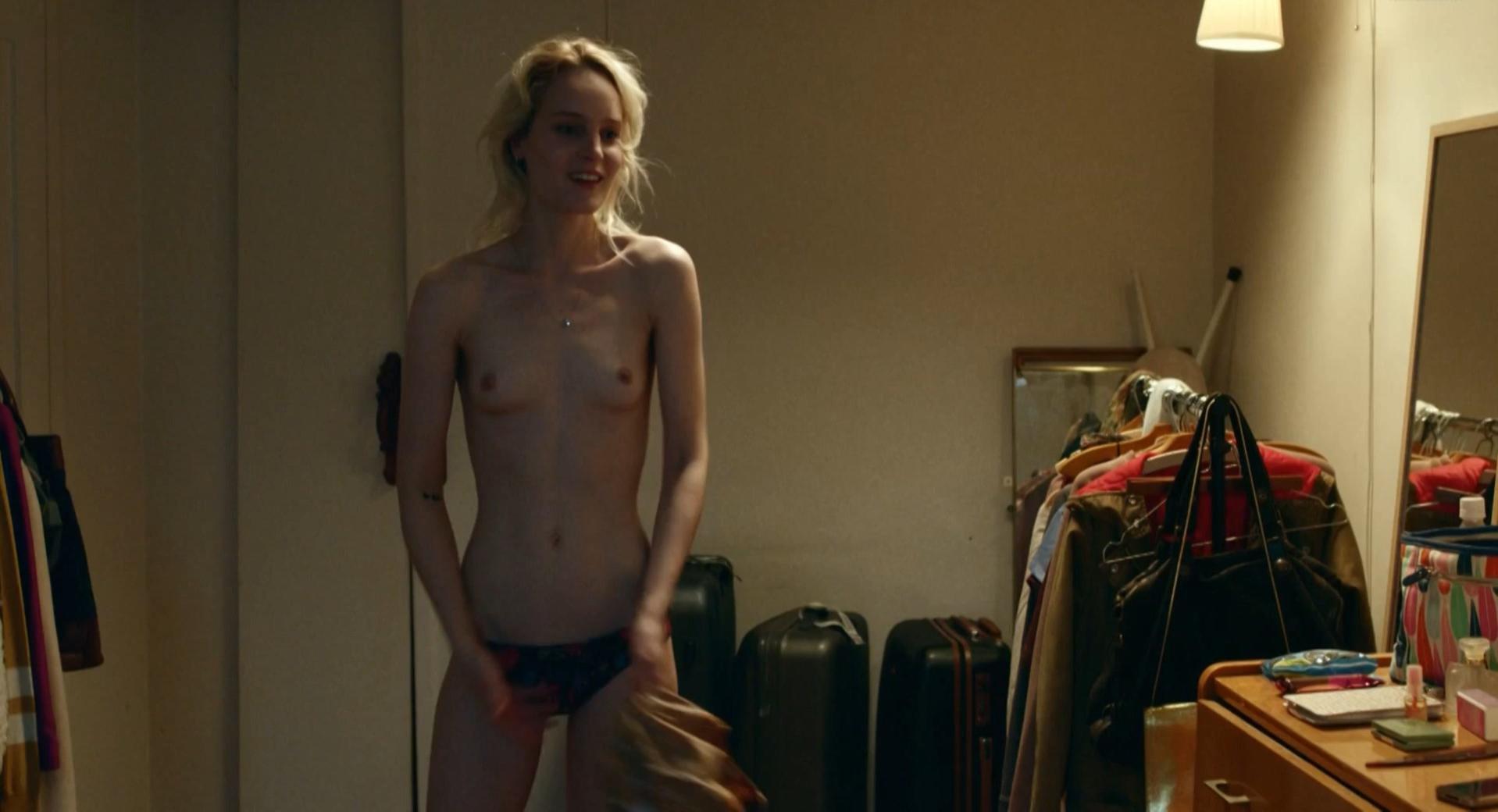 Maria Palm nude, Charlotte Tomaszewska nude - The Model (2016)