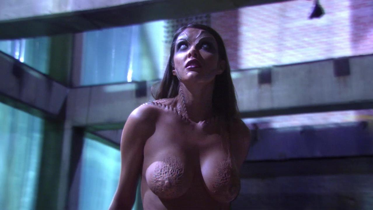 Marlene Favela nude - Species: The Awakening (2007)