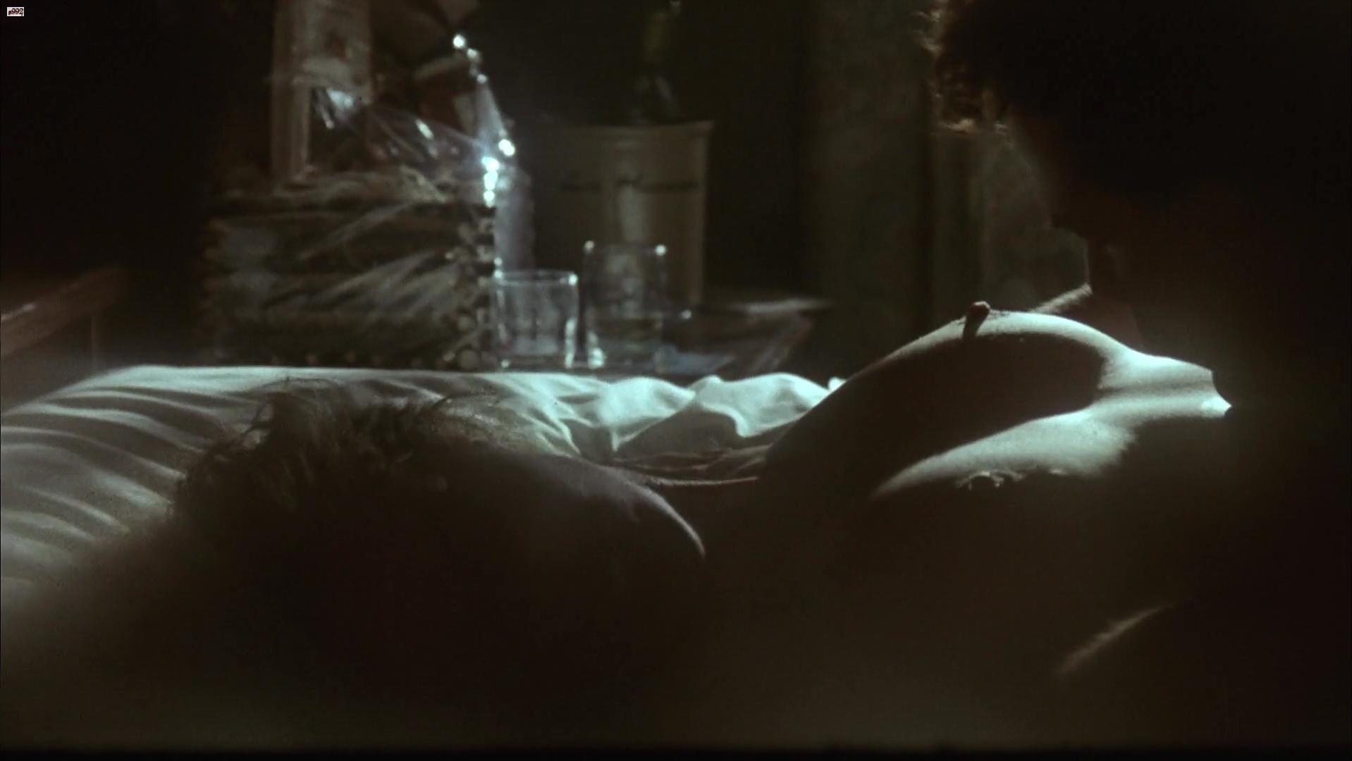 Greta Scacchi nude - Shattered (1991)
